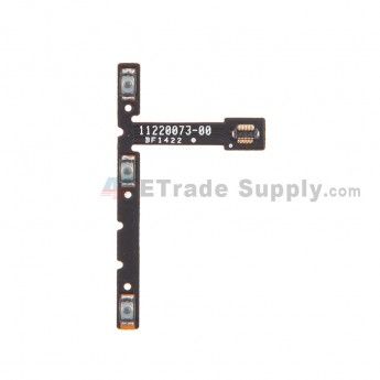 For Nokia XL Side Key Flex Cable Ribbon Replacement - Grade S+