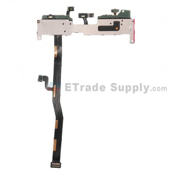 For OnePlus One Microphone Flex Cable Ribbon Replacement - Grade S+