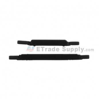 For OnePlus One Side Keys  Replacement - Black - Grade S+