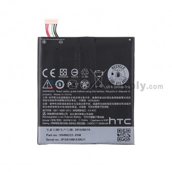For Reclaimed HTC Desire 610 Battery Replacement - Grade S+