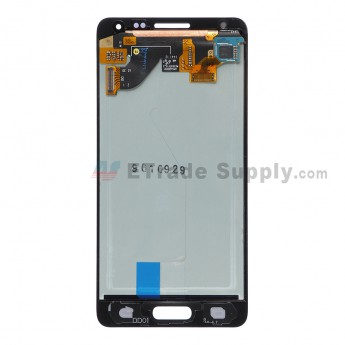 For Samsung Galaxy Alpha Samsung-G850 LCD Screen and Digitizer Assembly Replacement - Black - Grade S+