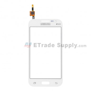 For Samsung Galaxy Core Prime Samsung-G360F Digitizer Touch Screen Replacement - White - With Logo - Grade S