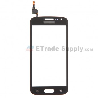 For Samsung Galaxy Express 2 Samsung-G3815 Digitizer Touch Screen Replacement - Black - With Logo - Grade S+
