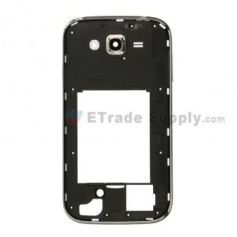 For Samsung Galaxy Grand Neo I9060 Rear Housing Replacement - Black - Grade S+