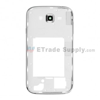For Samsung Galaxy Grand Neo I9060 Rear Housing  Replacement - White - Grade S+