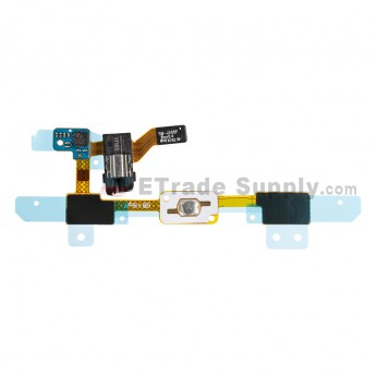 For Samsung Galaxy J5 SM-J500FN/J500F/J500G/J500Y/J500M Navigator Flex Cable Ribbon with Earphone Jack Replacement - Grade S+