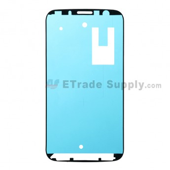 For Samsung Galaxy Mega 6.3 I9200 Front Housing Adhesive Replacement - Grade R