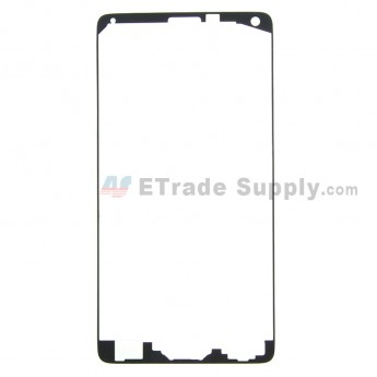 For Samsung Galaxy Note 4 Series Front Housing Adhesive Replacement - Grade S+