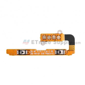 For Samsung Galaxy Note 4 Series Volume Button Flex Cable Ribbon Replacement - Grade S+