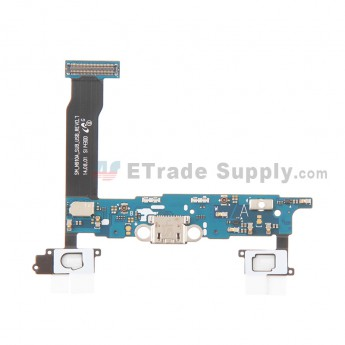 For Samsung Galaxy Note 4 SM-N910A Charging Port Flex Cable Ribbon Replacement - Grade S+