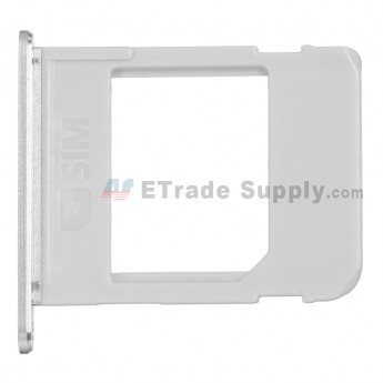 For Samsung Galaxy Note 5 Series SIM Card Tray Replacement - White - Grade S+