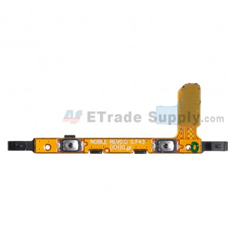 For Samsung Galaxy Note 5 Series Volume Button Flex Cable Ribbon Replacement - Grade S+