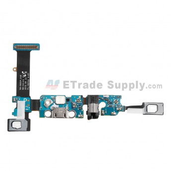 For Samsung Galaxy Note 5 SM-N920P Charging Port Flex Cable Ribbon With Sensor Replacement - Grade S+