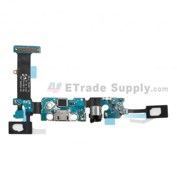 For Samsung Galaxy Note 5 SM-N920R4 Charging Port Flex Cable Ribbon With Sensor Replacement - Grade S+