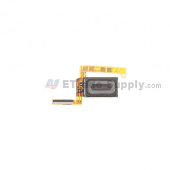 For Samsung Galaxy Note Edge SM-N915 Ear Speaker with Power Button Flex Cable Ribbon Replacement - Grade S+