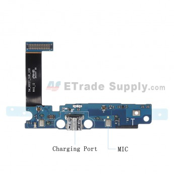 For Samsung Galaxy Note Edge SM-N915T Charging Port Flex Cable Ribbon Replacement - Grade S+