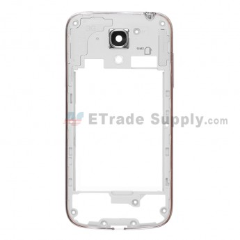 For Samsung Galaxy S4 Mini Duos GT-I9192 Rear Housing Replacement - Grade S+