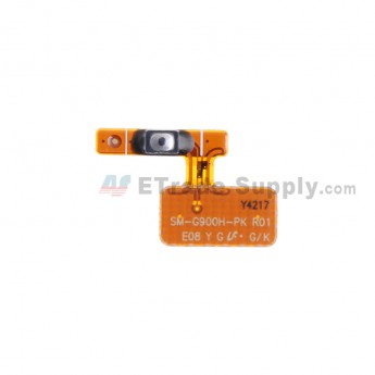 For Samsung Galaxy S5 Series Power Button Flex Cable Ribbon Replacement - Grade S+