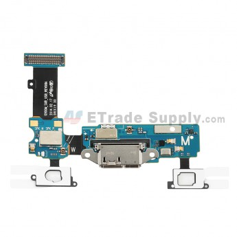 For Samsung Galaxy S5 SM-G900M Charging Port Flex Cable Ribbon Replacement - Grade S+