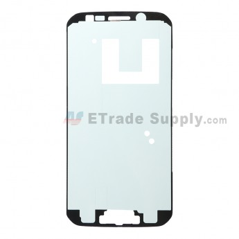 For Samsung Galaxy S6 Edge Series Front Housing Adhesive Replacement  - Grade S+