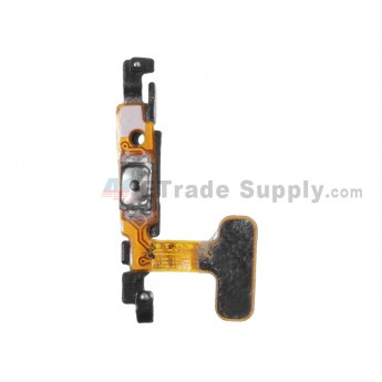 For Samsung Galaxy S6 Edge SM-G925V/G925P/G925R4/G925T/G925W8/G925I/G925F/G925A Power Button Flex Cable Ribbon Replacement - Grade S+