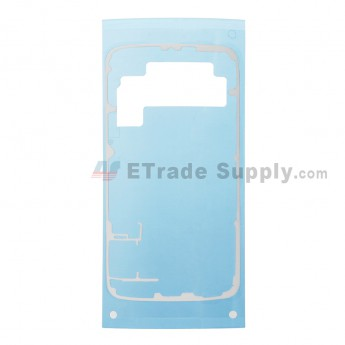For Samsung Galaxy S6 SM-G920/G920A/G920P/G920R4/G920T/G920F/G920V Battery Door Adhesive Replacement  - Grade S+