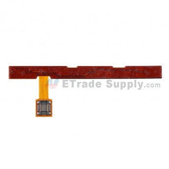 For Samsung Galaxy Tab 2 10.1 GT-P5113 Power Button Flex Cable Ribbon Replacement - Grade S+