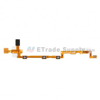 For Samsung Galaxy Tab 3 8.0 SM-T310 Power Button Flex Cable Ribbon Replacement - Grade S+