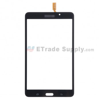 For Samsung Galaxy Tab 4 7.0 SM-T230 Digitizer Touch Screen Replacement - Black - Grade S+