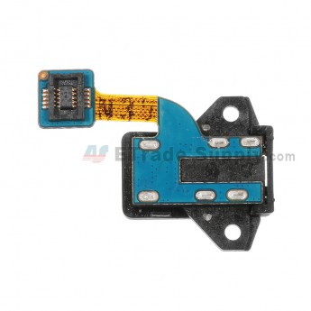 For Samsung Galaxy Tab 4 8.0 SM-T330 Earphone Jack Flex Cable Ribbon Replacement - Grade S+
