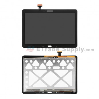For Samsung Galaxy Tab Pro 10.1 Samsung-T520 LCD Screen and Digitizer Assembly Replacement - Black - Grade S+