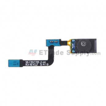 For Samsung Galaxy Tab S 8.4 SM-T700 Ear Speaker Flex Cable Ribbon  Replacement - Grade S+