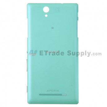 For Sony Xperia C3 Battery Door Replacement - Mint - Grade S+