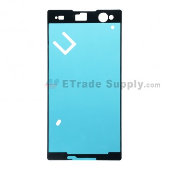 For Sony Xperia C3 Front Housing Adhesive Replacement - Grade S+