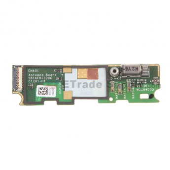 For Sony Xperia J ST26i Microphone PCB Board Replacement - Grade S+