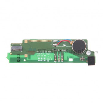 For Sony Xperia M2 Vibrating Motor PCB Board Replacement - Grade S+