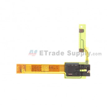 For Sony Xperia SP M35h Earphone Jack Flex Cable Ribbon Replacement - Grade S+