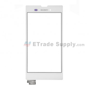 For Sony Xperia T3 Digitizer Touch Screen Replacement - White - Grade S+
