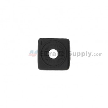 For Sony Xperia Z1 Compact Front Facing Camera Rubber Cover Replacement - Grade S+