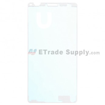 For Sony Xperia Z3 Compact Front Housing Adhesive Replacement - Grade R