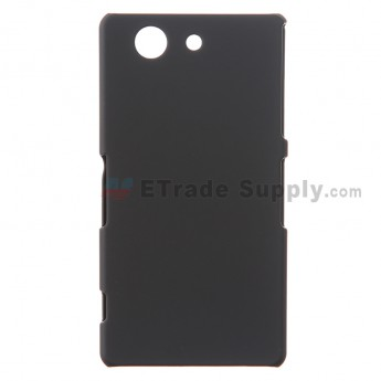 For Sony Xperia Z3 Compact Protective Case - Black - Grade R