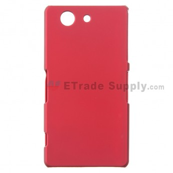 For Sony Xperia Z3 Compact Protective Case - Red - Grade R
