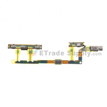 For Sony Xperia Z3 Compact Side Key Flex Cable Ribbon Replacement - Grade S+