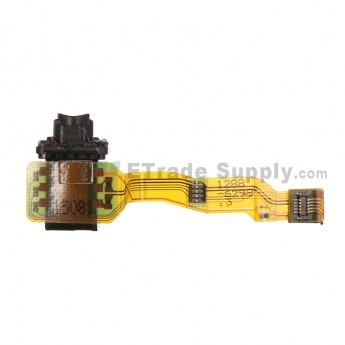 For Sony Xperia Z3+ Earphone Jack Flex Cable Ribbon Replacement - Grade S+