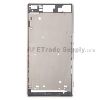 For Sony Xperia Z3 Front Housing Replacement - White - Grade S+