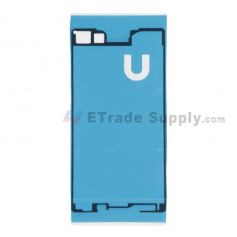 For Sony Xperia Z3+ Front Housing Adhesive Replacement - Grade R