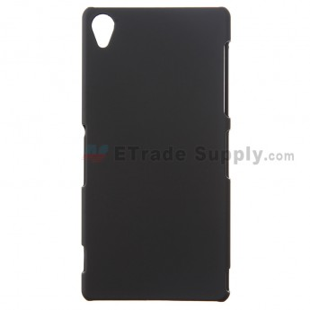 For Sony Xperia Z3 Protective Case - Black - Grade R
