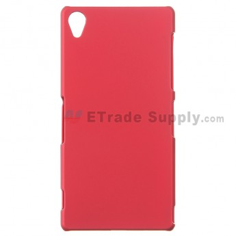 For Sony Xperia Z3 Protective Case - Red - Grade R
