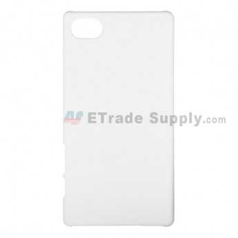 For Sony Xperia Z5 Compact Protective Case - White - Grade R