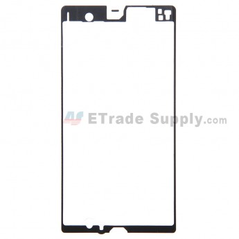 For Sony Xperia Z L36h Front Housing Adhesive Replacement - Grade S+